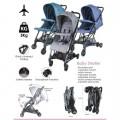 Siberia Stroller - Kico Baby Center