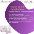 Autumnz Home & Car Bottle Warmer - Blue - Kico Baby Center