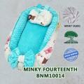 Minky Fourteenth - Kico Baby Center