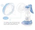 Kuku Duckbill Manual Breast Pump - Kico Baby Center