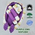 Purple Owl - Kico Baby Center