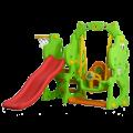 Dino Slide With Swing - Kico Baby Center