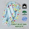 Light Blue Owl - Kico Baby Center