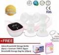 Hybrid Duo Double Electric Breastpump - Kico Baby Center