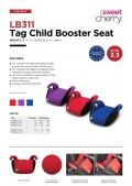 Tag Child Booster Seat - Kico Baby Center