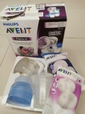 AV - AVENT NATURAL MANUAL BREAST PUMP WITH MILK STROGA CUPS - Kico Baby Center