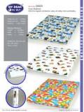 Colourful Butterfly Foam Mattress - Kico Baby Center