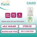 CALDO Malish warmer / sterilizer, home & car use - Kico Baby Center