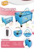 Pineapple Playpen - Kico Baby Center