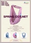 Spring Cot Net ( Pocket Sarung Net Zip) - Kico Baby Center