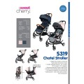 Chatel Stroller - Kico Baby Center