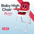 Citrus Baby High Chair - Kico Baby Center