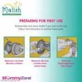 Malish Handsfree Cup (24mm / 6oz) - Kico Baby Center