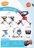 MAGIC STROLLER - Kico Baby Center
