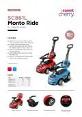 Monto Ride (Red) - Kico Baby Center