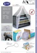 BRYCE  MOSQUITO NET - Kico Baby Center