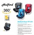 HALFORD ZEUS 360 (ISOFIX) - Kico Baby Center