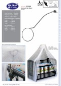 Zion Mosquito Net Stand - Kico Baby Center