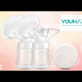 Youha Iris Double Breastpump - Kico Baby Center