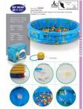 Giant Ball Pool 100pcs Balls - Kico Baby Center