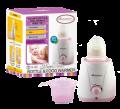 Home Bottle Warmer Lilac - Kico Baby Center
