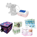 Lacte Duet Elite Package Sonia ( Rechargeable ) - Kico Baby Center