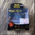 SC WIDE NECK SLOW FLOW (2PCS) - Kico Baby Center