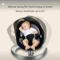 SWING LEAF + 2PAD + TOYS - Kico Baby Center