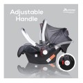 Hanzo Infant Carrier Carseat - Kico Baby Center