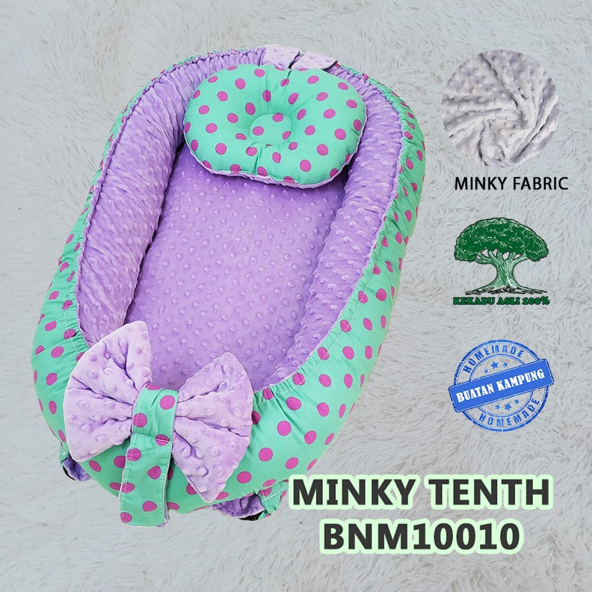Minky Tenth - Kico Baby Center