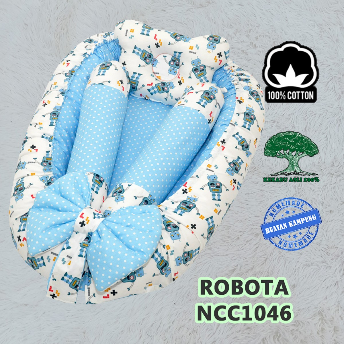 Robota - Kico Baby Center