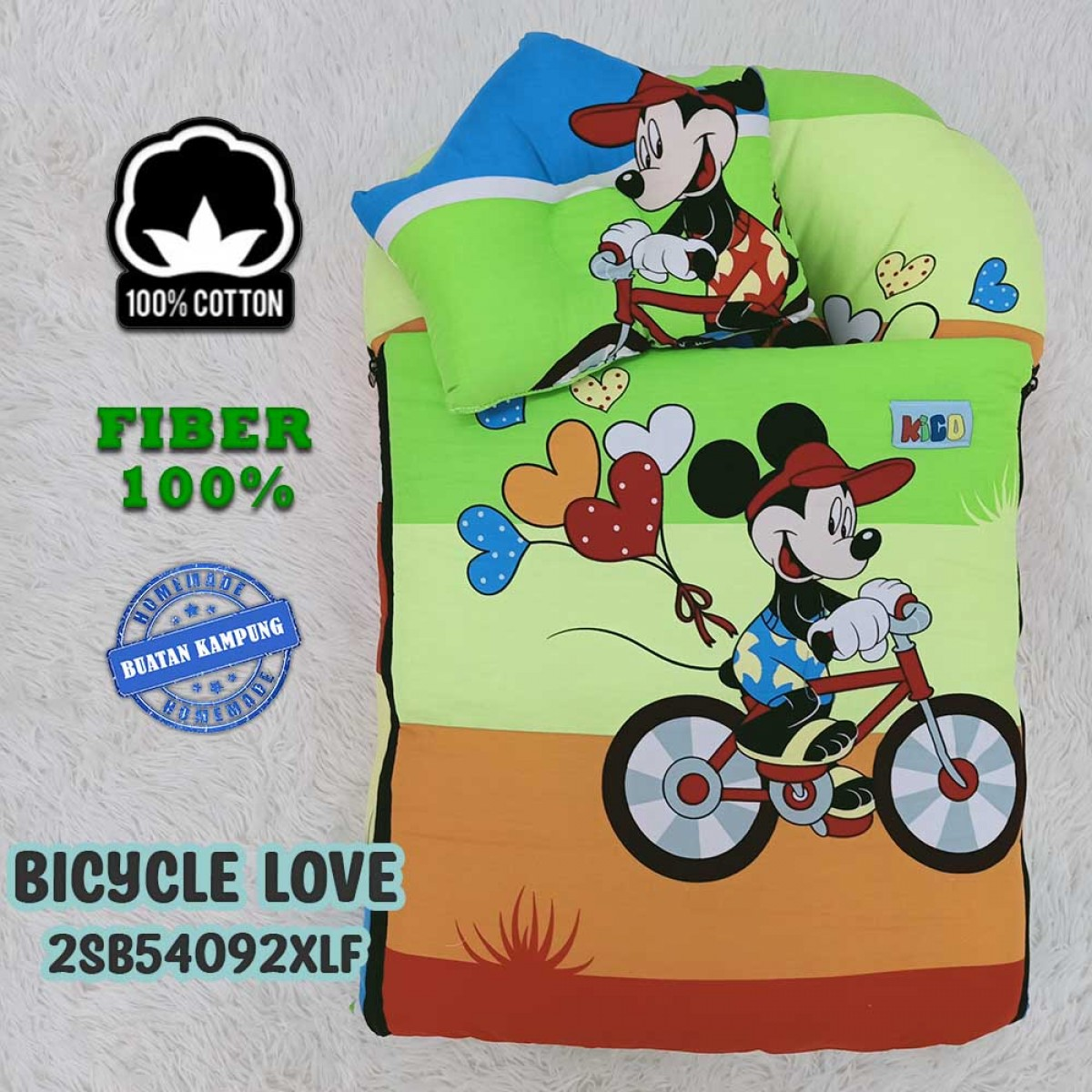Bicycle Love - Kico Baby Center