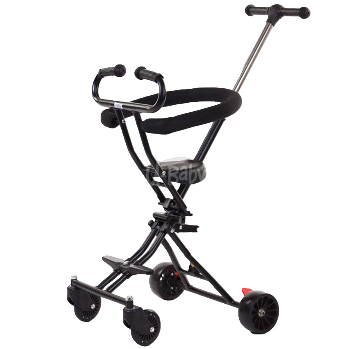MAGIC STROLLER (with absorber) - Kico Baby Center
