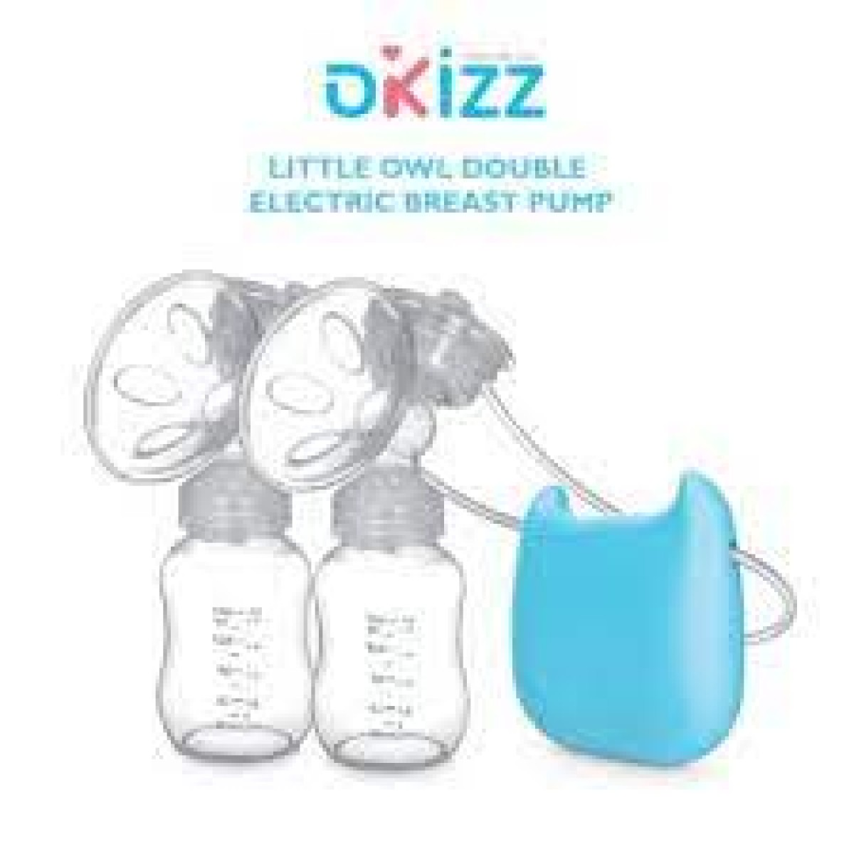 Youha Little Owl Double Electric Breast Pump (Okizz) - Kico Baby Center