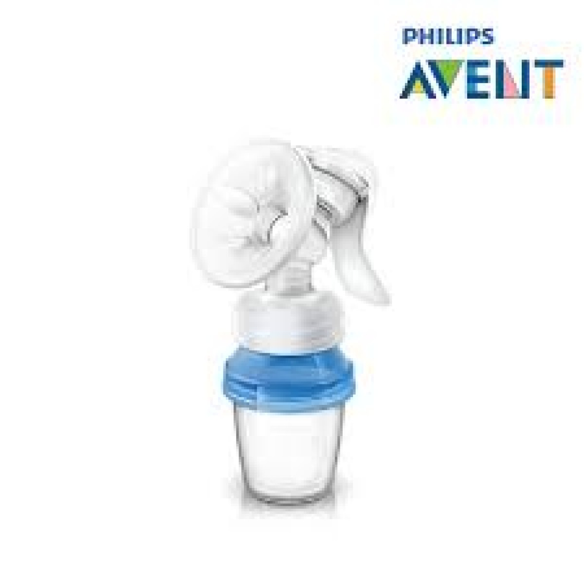 Avent Natural Manual Breast Pump With Milk Stroga Cups - Kico Baby Center