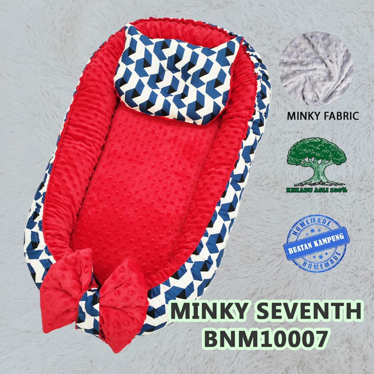 Minky Seventh - Kico Baby Center