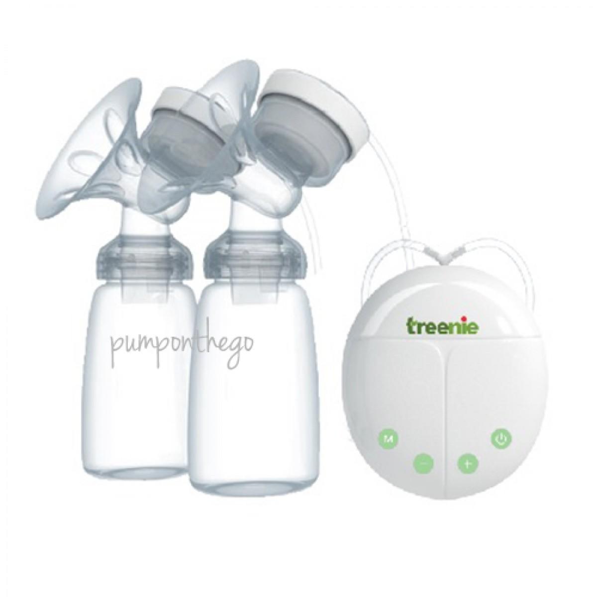 Treenie Kompakto Electric Double Breastpump - Kico Baby Center
