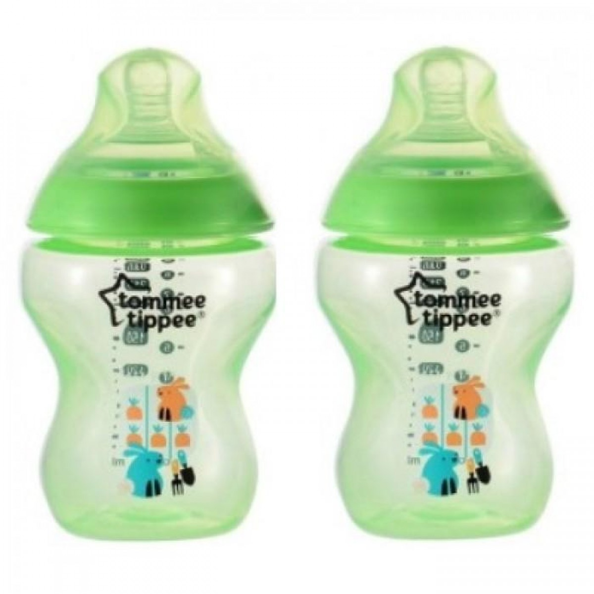 TOMME TIPPEE CTN TINTED BOTTLE 260ML/50Z PK1 - GREEN - Kico Baby Center