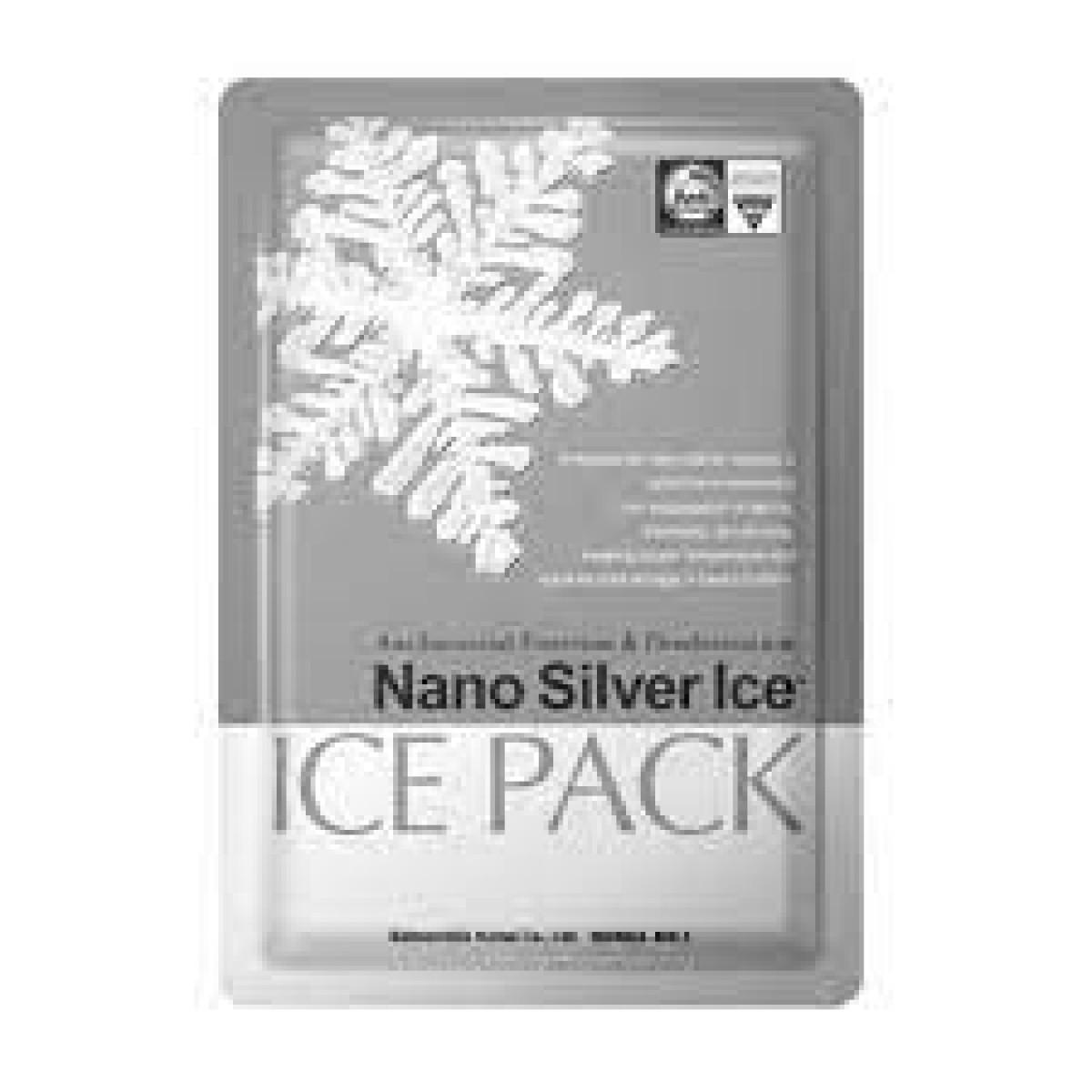 Ice Pack (Nano Silver) - Kico Baby Center