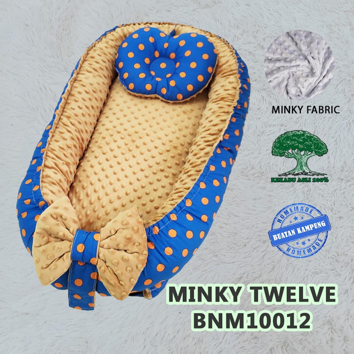 Minky Twelve - Kico Baby Center