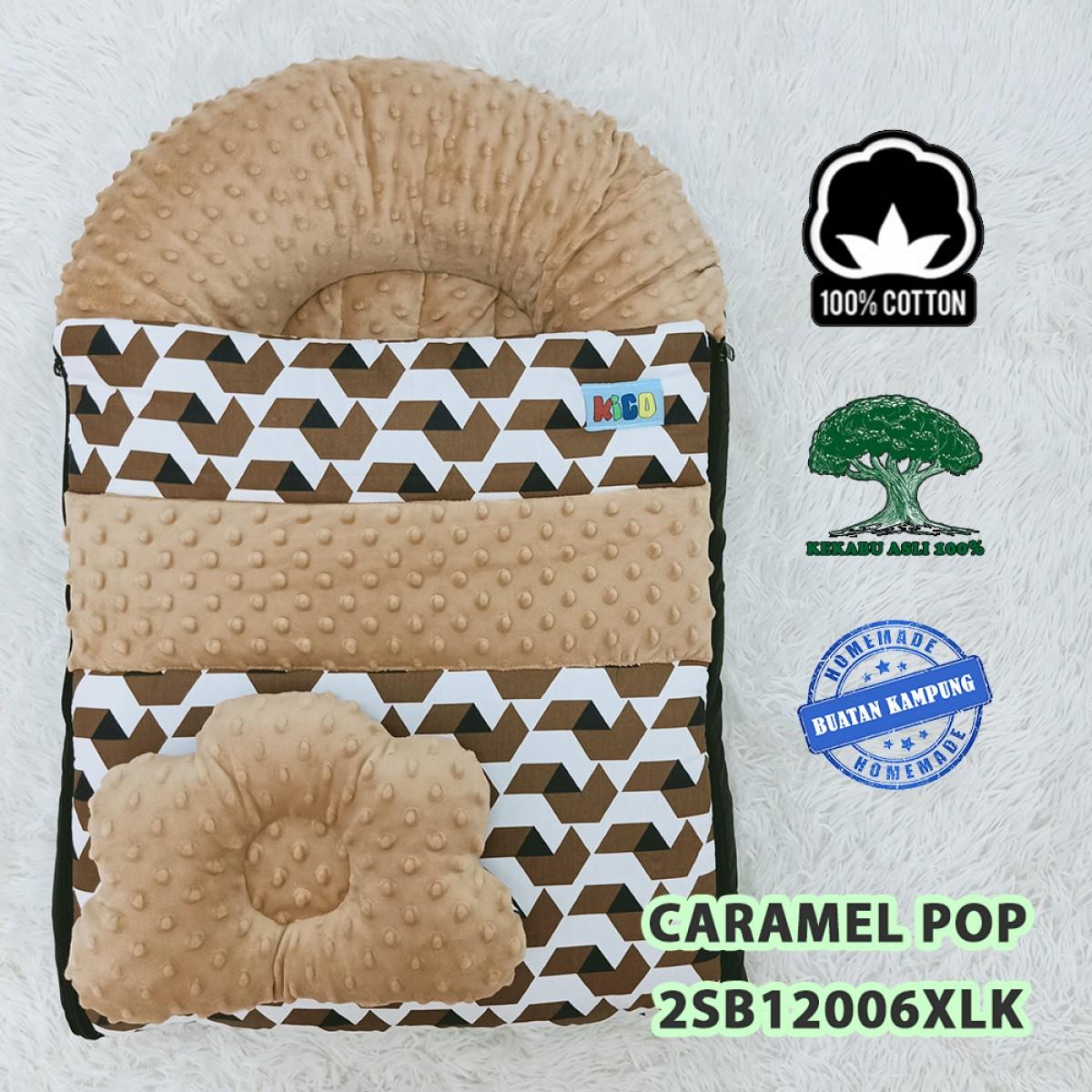 Caramel Pop - Kico Baby Center