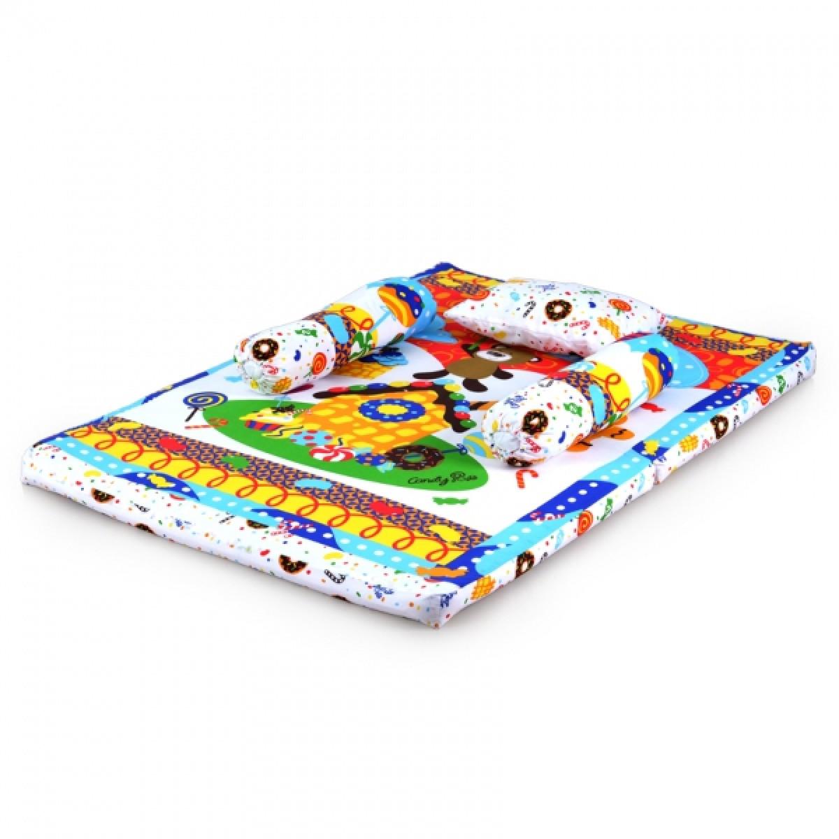 Fordable Playpen Mattress Swet - Kico Baby Center