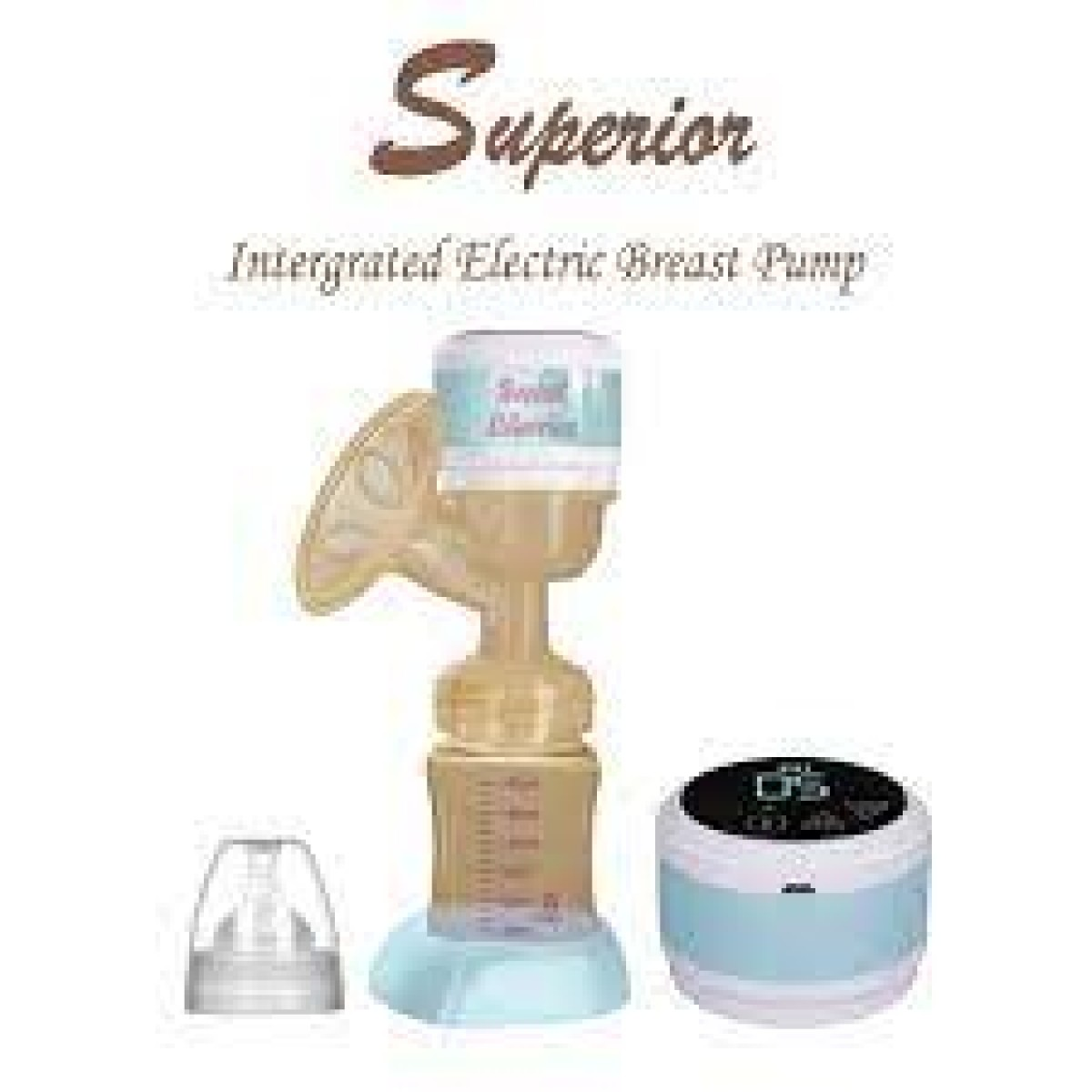 SUPERIOR INTEGRATED ELECTRIC BREAST PUMP - Kico Baby Center