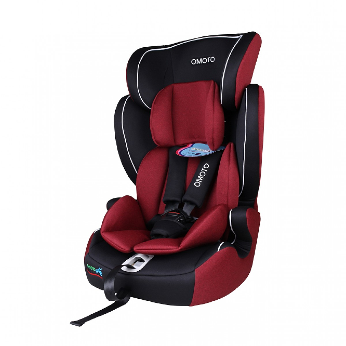 Gion Booster Carseat - Kico Baby Center