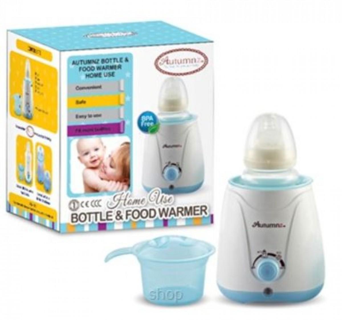 Home Bottle Warmer Blue - Kico Baby Center