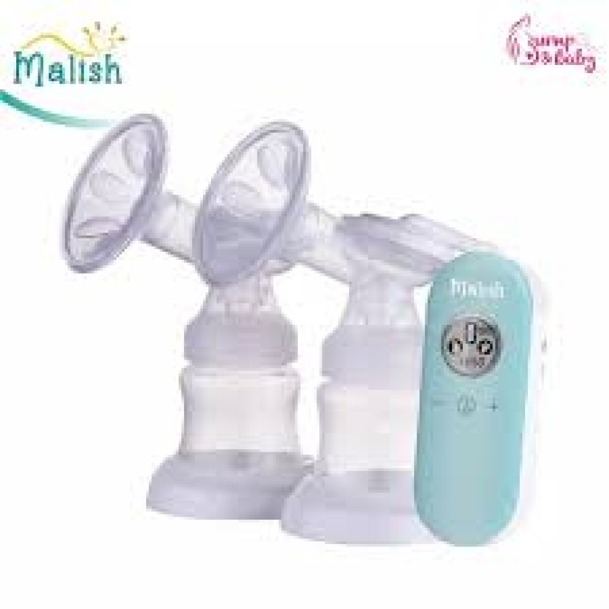 Malish Dolce, Double Electric Breastpump - Kico Baby Center