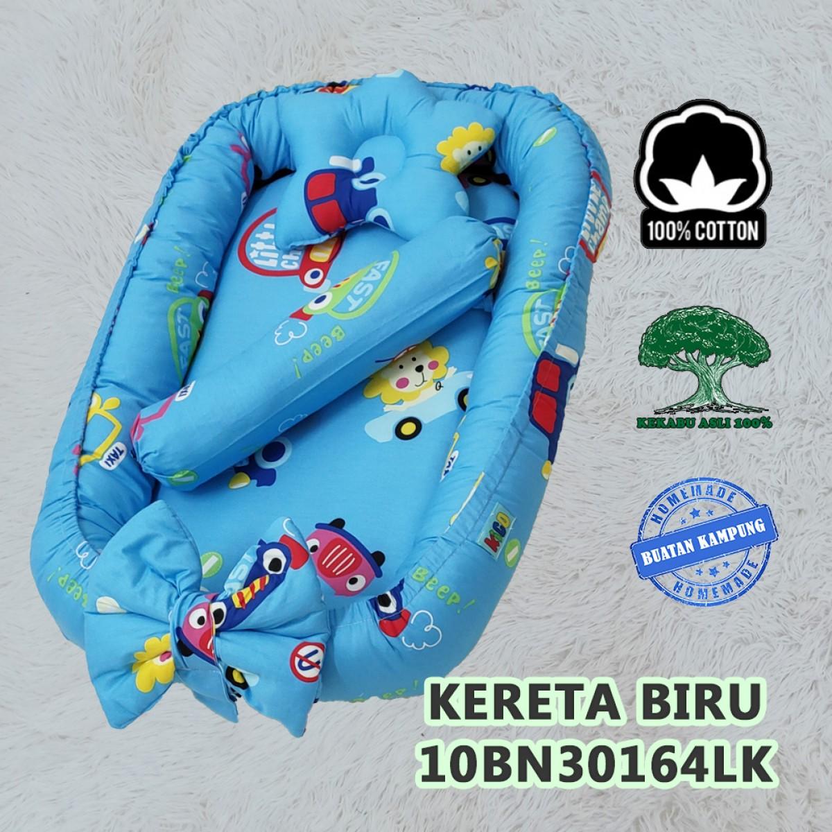 Kereta Biru - Kico Baby Center