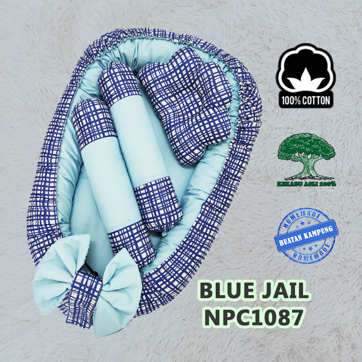 Blue Jail - Kico Baby Center