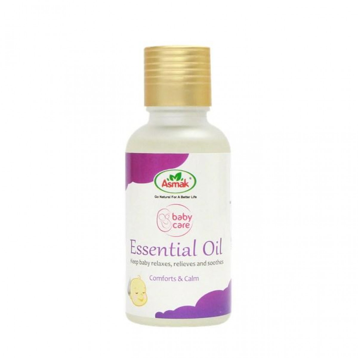 Asmak-Essencial Oil-30ml - Kico Baby Center