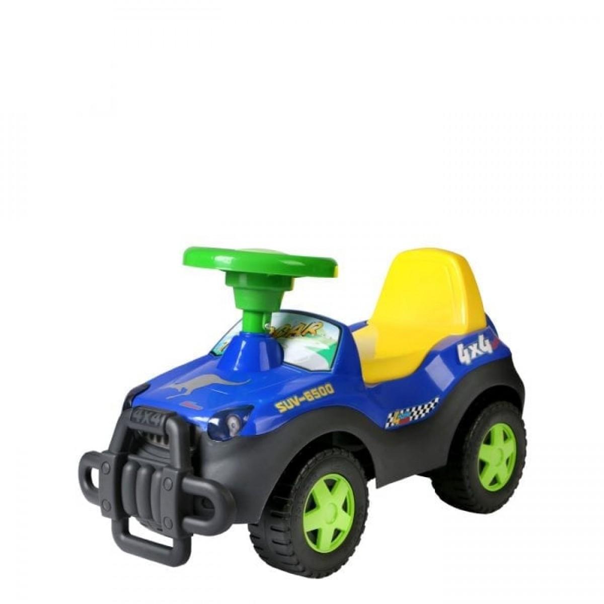 Rally Push Car - Kico Baby Center